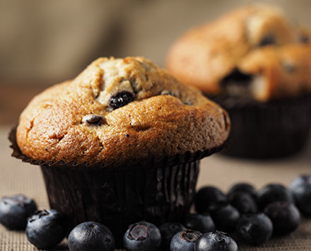 Bakery Muffins Flavours