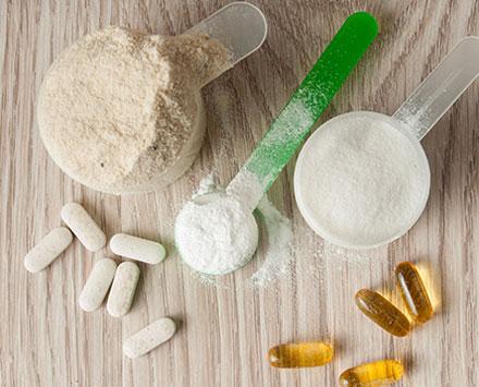 Nutraceuticals Supplements Flavours