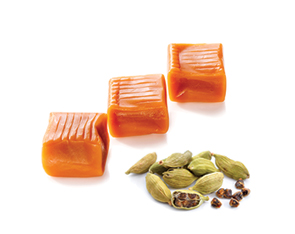 Cardamom Toffee Liquid Flavor For Confectionery