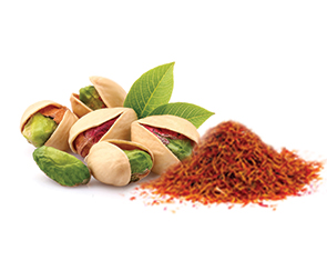 Nature Identical Liquid Saffron Kesar Pistachio Almond Flavour
