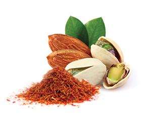 Keva - Flavours - Saffron Pistachio Almond