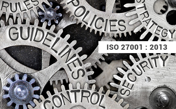 Keva's IT Infrastructure operations is ISMS – ISO 27001: 2013 certified