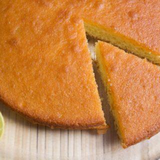 Keva - Recipes - Cakes - Lemon Cake
