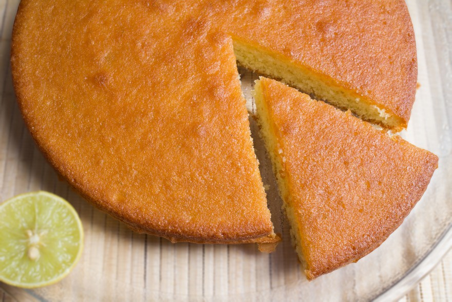 Keva - Recipes - Cakes - Lemon Cake