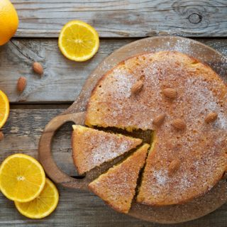 Keva - Recipes - Cakes - Orange
