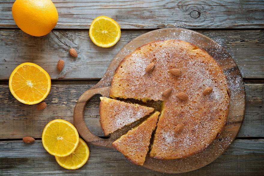 Keva - Recipes - Cakes - Orange