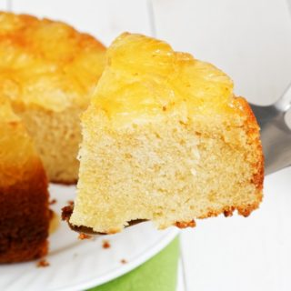 Keva - Recipes - Cakes - Pineapple Cake