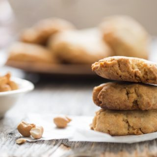 Keva - Recipes - Cookies - Butterscotch Cashew