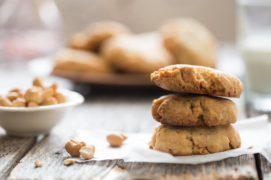 Keva - Recipes - Cookies - Butterscotch Cashew