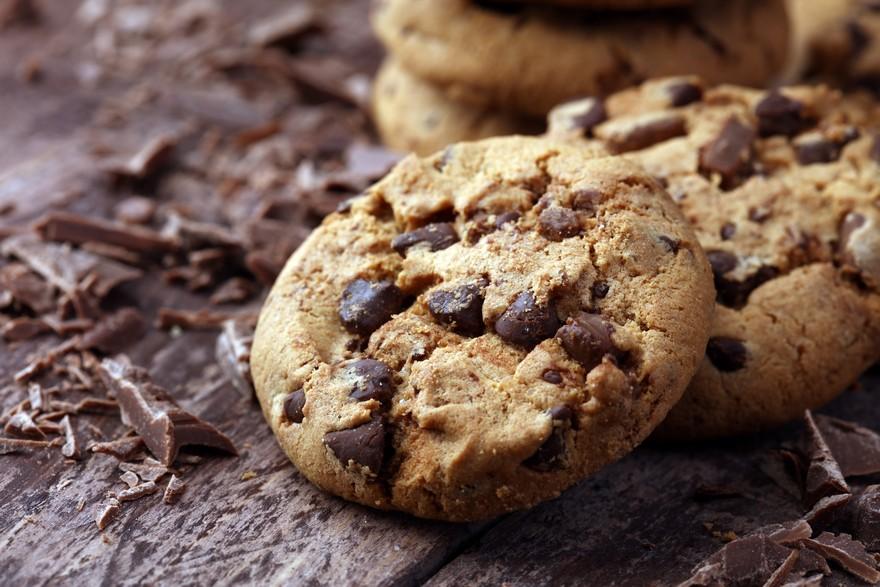 Keva - Recipes - Cookies - Choco Chip Cookies