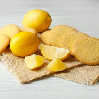 Keva - Recipes - Cookies - Lemon Cookies