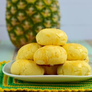 Keva - Recipes - Cookies - Pineapple Cookies