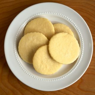 Keva - Recipes - Cookies - Rose Cookies