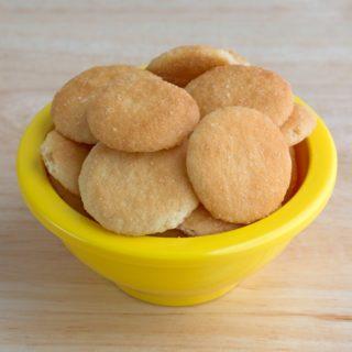 Keva - Recipes - Cookies - Vanilla Cookies