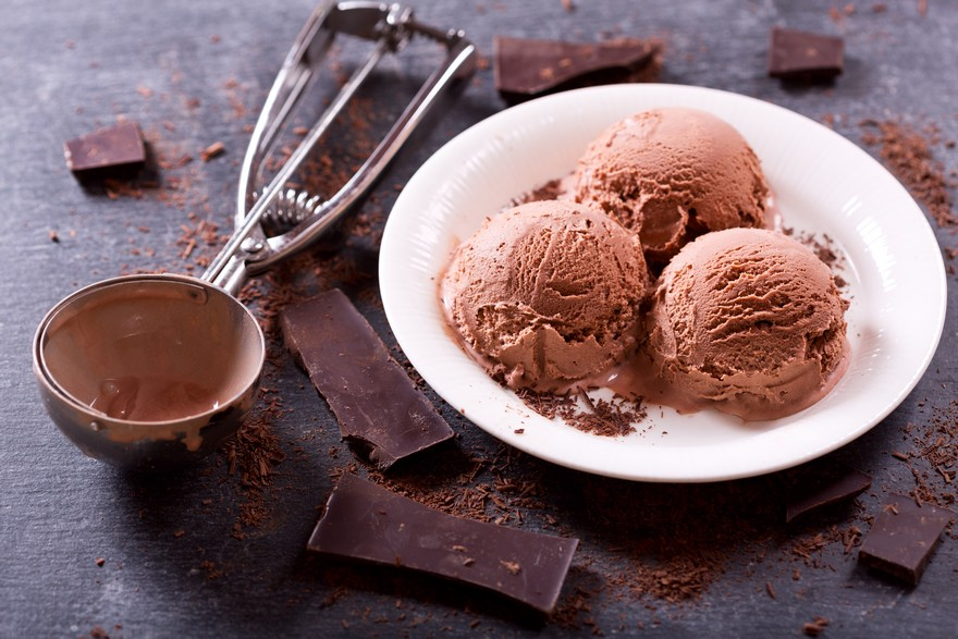 Keva - Recipes - Ice Cream - Chocolate