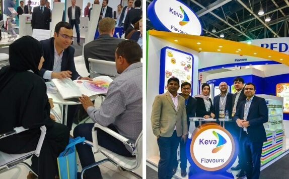 Keva at Gulfood Manufacturing, 2018