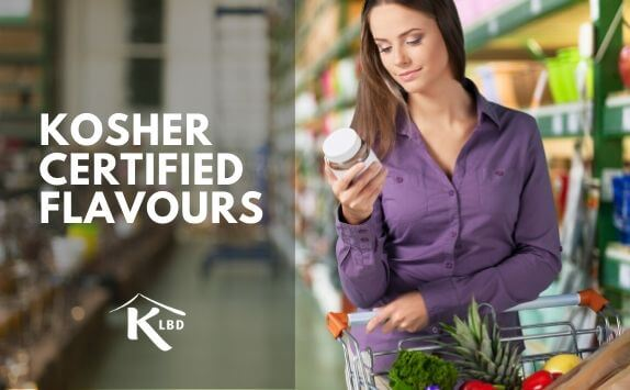 Kosher certified Flavours from Keva