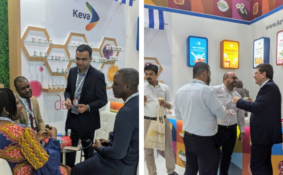 Keva at Gulfood Manufacturing, 2019
