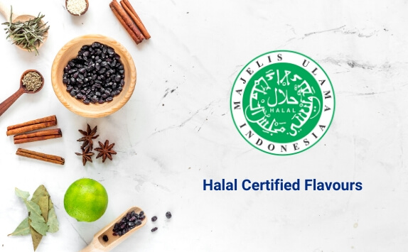 Halal MUI Certified Flavours from Keva