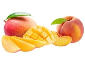 Mango & Peach Liquid Flavour